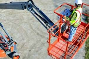 Corso conducente piattaforme di lavoro mobili elevabili.